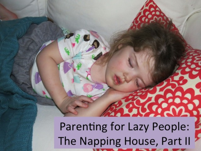 How to turn your house into a napping house